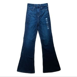 NEW! American Eagle Curvy Highest Rise Flare Jeans